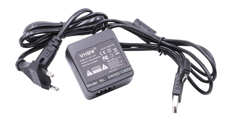 EX-Z11 original vhbw® USB Datenkabel für CASIO Exilim EX-Z9 EX-Z18