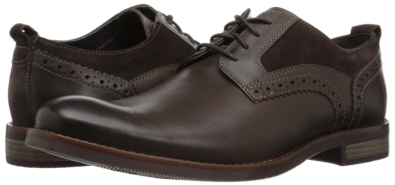 Rockport Wynstin Plain Toe, Herren - Stiefel, Braun - Herren Dark Bitter Chocolate - Größe  41,5 EU 519eaa