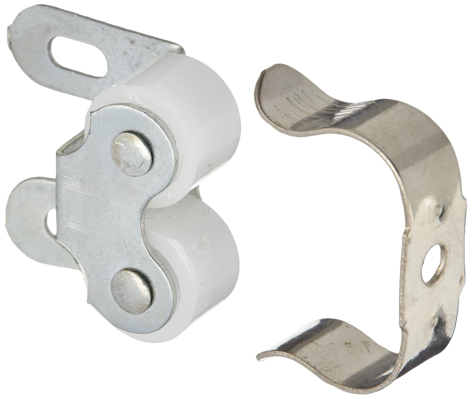 Amerock 147 Double Roller Catch - Zinc