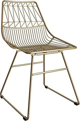 CosmoLiving Metal Dining Chair