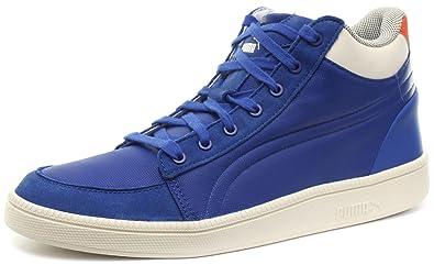 52698e65dfa0 Puma Alexander McQueen MCQ Serve Mid Mens Trainers  Amazon.co.uk  Shoes    Bags