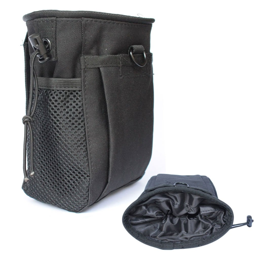 Tactical Molle drawstring Magazine Dump Pouch