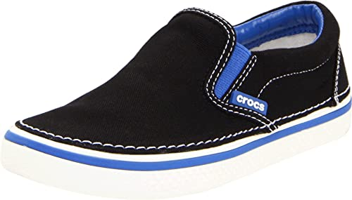 Crocs Hover Sneak Slip On Boys - Zapatillas, color Sea Blue, talla 38/39: Amazon.es: Zapatos y complementos