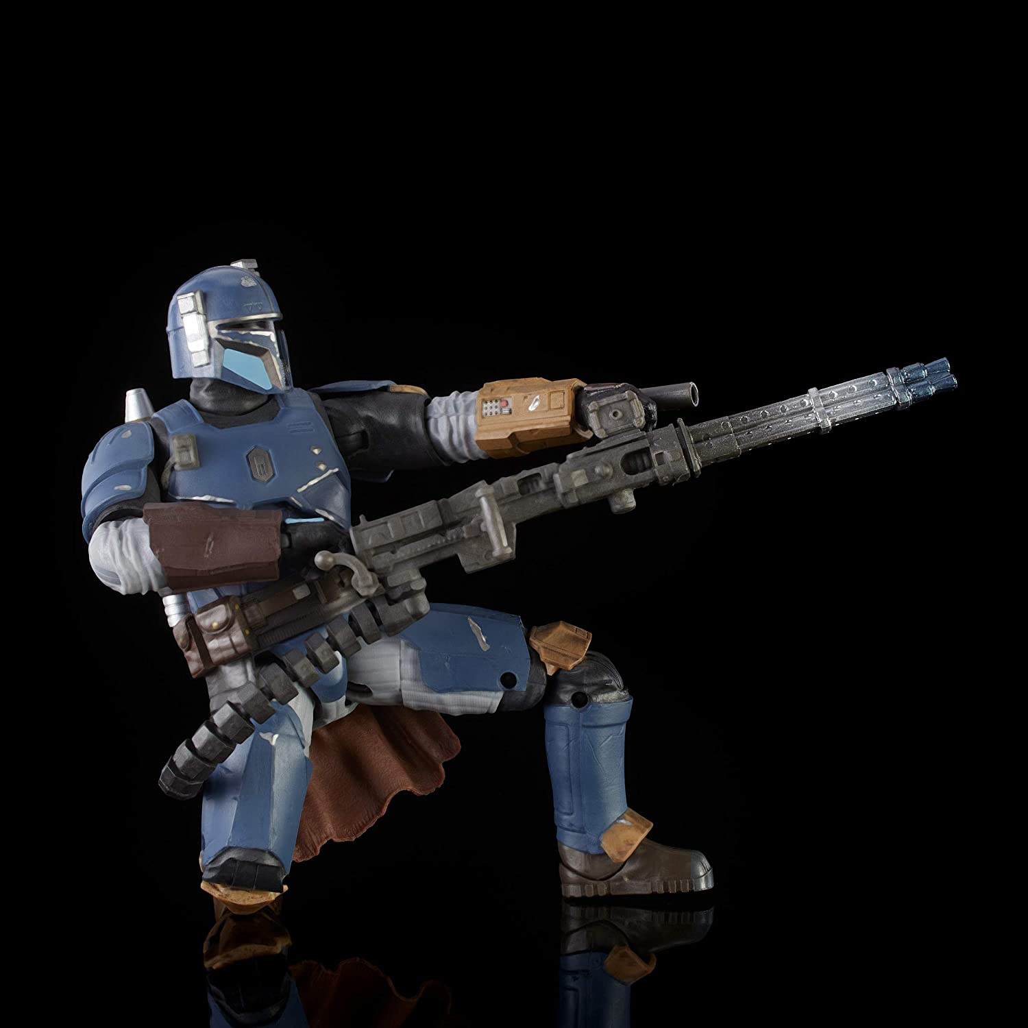 """Star Wars The Black Series Heavy Infantry Mandalorian 6/"""" Action Figure IN HAND"""