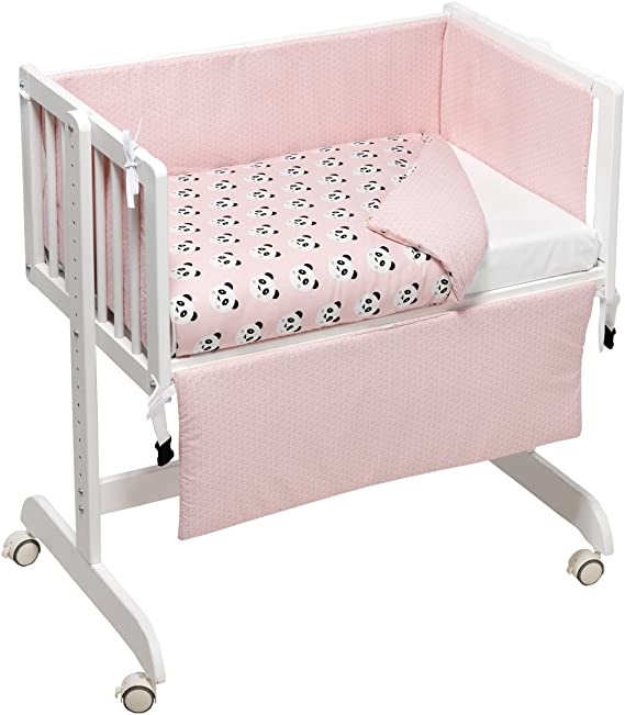 Colch/ón incluido Color Gris Reclinable Regulable Multialturas Minicuna Colecho Ibaby 2020