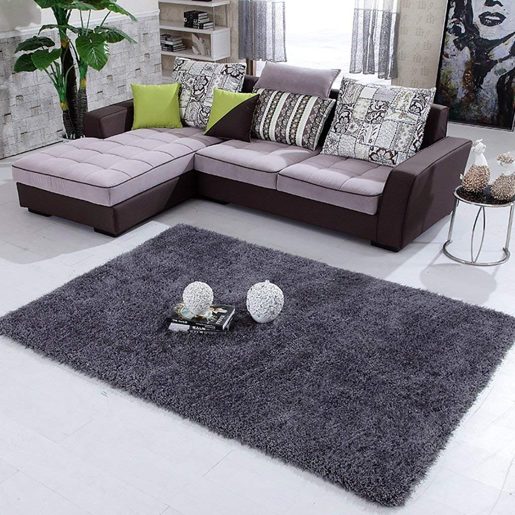 9 1.2 M × 1.7 M Living Room Carpet Modern Minimalist Coffee Table Mat Thicken The Carpet Bedside Carpets Soft and Comfortable (color    12, Size   1.4 M × 2 M)