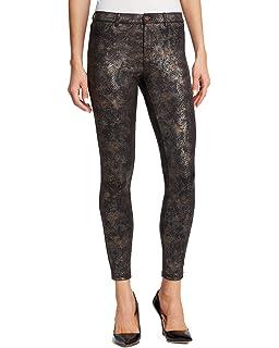 13b5f1a0358ecf Hue Women's Python Print Leggings at Amazon Women's Clothing store: