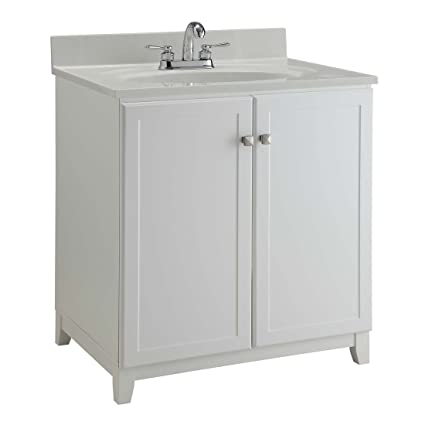 Etonnant Design House 547133 Furniture Style Vanity Cabinet, 30 Inches By 21 Inches
