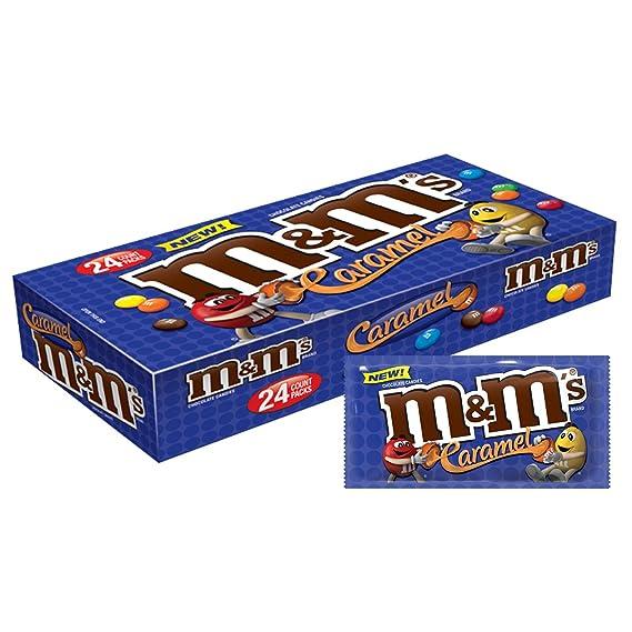 M&Ms, Dulce de caramelo - 24 de 40 gr.