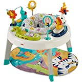 Fisher-Price 3-in-1 Sit-to-Stand Activity Center - 3-in-1 Entertainer Converts From Newborn Play Mat to Infant Activity Cente
