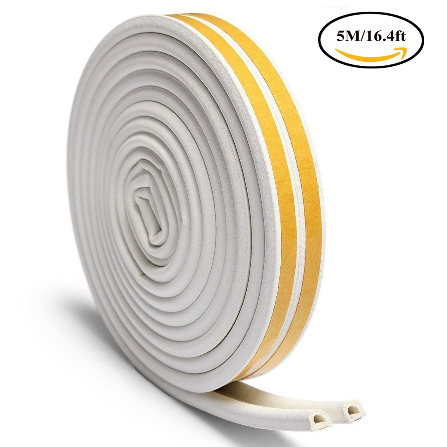 Color lines online strip game - Door Window Anti Collision Self Adhesive Rubber Foam Seal Strip Soundproofing Weatherstrip Waterproof Seal D Model White
