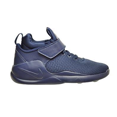 pretty nice 7e155 817c9 NIKE Kwazi (GS) Big Kid s Shoes Midnight Navy Midnight Navy 845075-400
