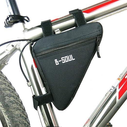Paquete de cuadro de bicicleta Alforja for bicicleta deportiva ...