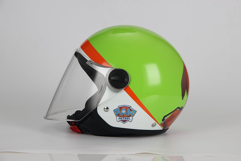 BHR 58526 Casco Demi-Jet Modello Nickelodeon YS Marshal