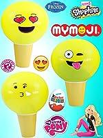 EMOJI Surprise Toy Balloon Cups | My Little Pony MYMOJI Shopkins Kinder Eggs