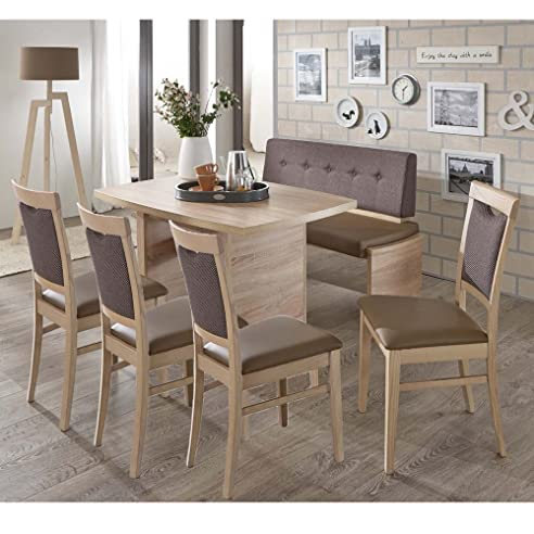 essgruppe mit bank elegant excellent stunning kchentisch with essgruppe mit bank und sthlen. Black Bedroom Furniture Sets. Home Design Ideas