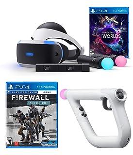 PlayStation VR Launch Bundle 3 Items VR Launch Bundle,PSVR Aim Controller  Farpoint Bundle 68090ce9b5