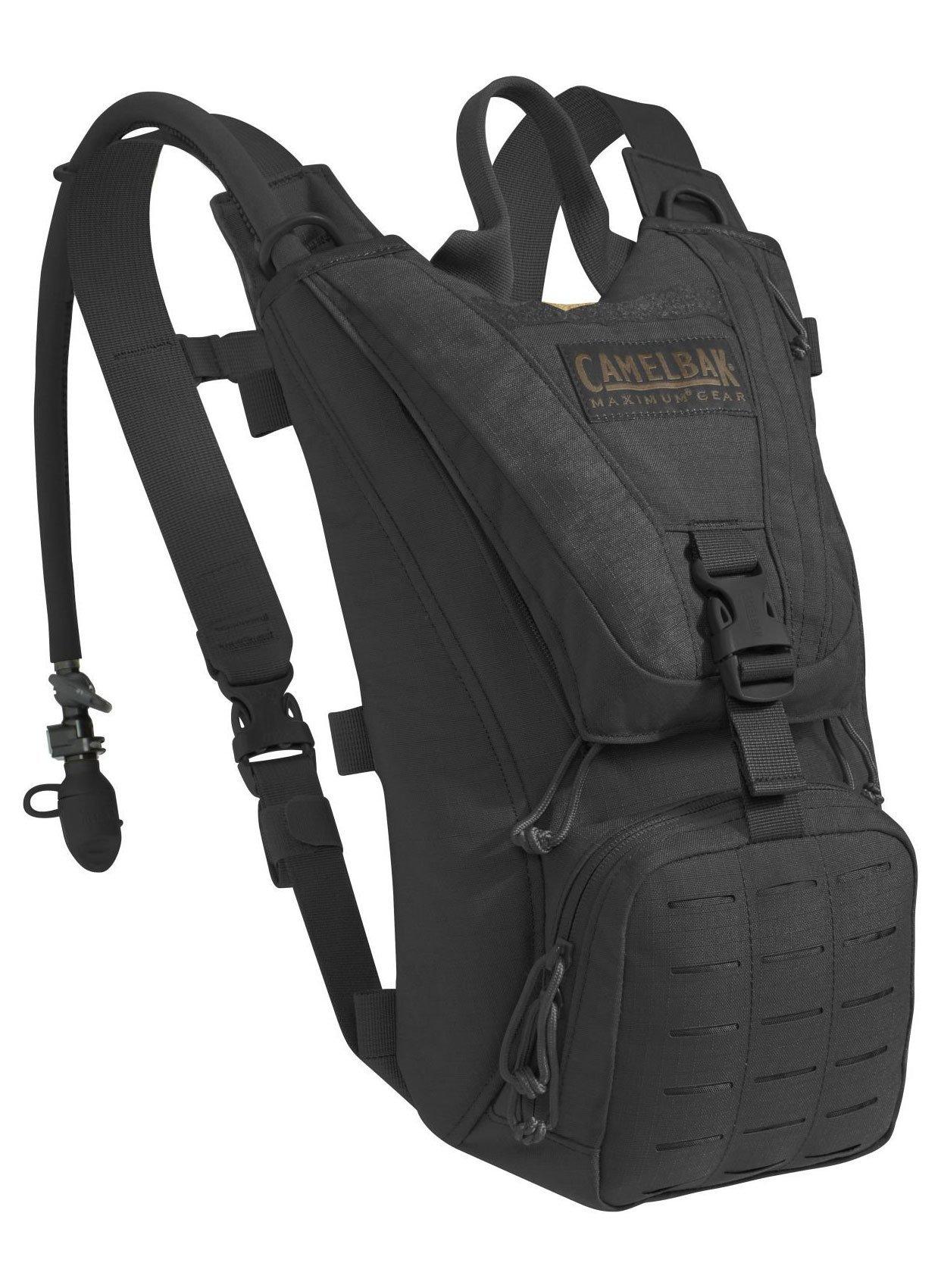 *CamelBak Ambush 62588 100oz/3L Hydration Backpack w/Mil Spec Antidote Black