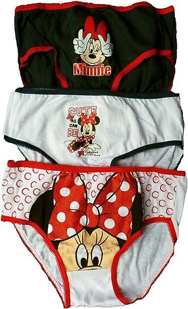 Mutande Bianche Minni Disney