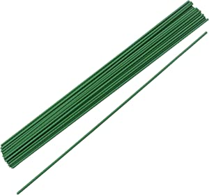 """Sunnyglade 48"""" Plant Stakes Garden Tomato Sticks Plant Stakes & Supports for Potted Plants"""