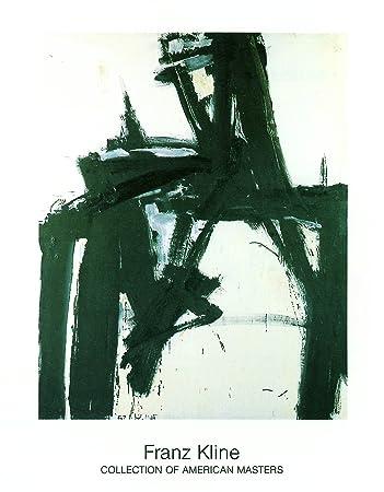 Franz kline untitled 1957