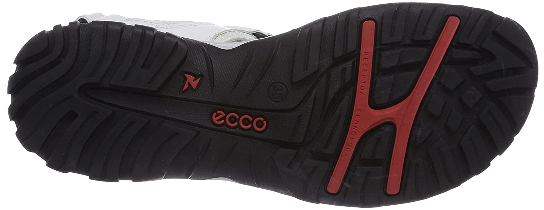 ECCO Women's Offroad Lite Rainer Sandal Outdoor Sandal B00LI67GK2 39 EU/8-8.5 M US|White/Shadow White
