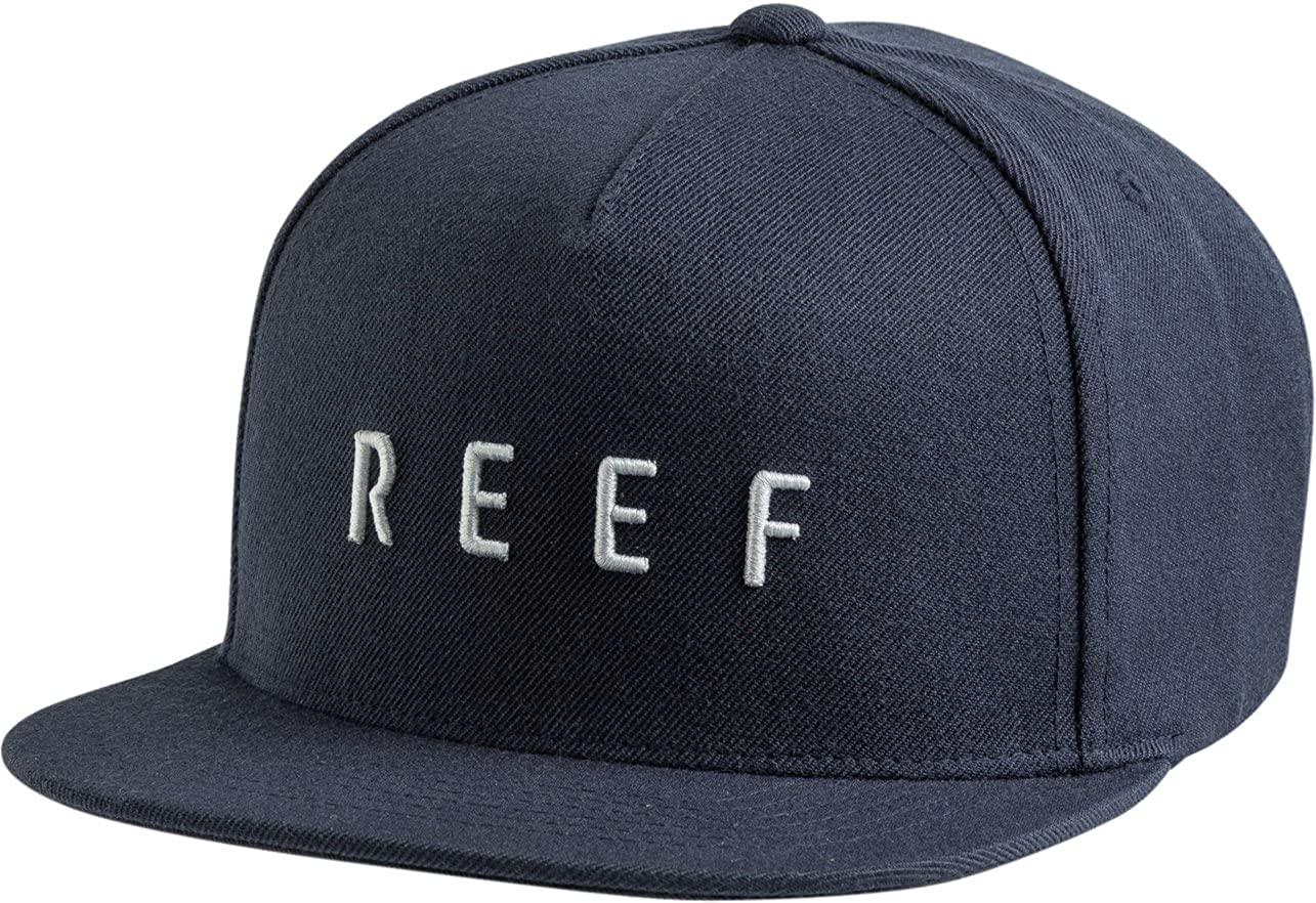 Reef Motion Gorra, Hombre, Azul, Talla Única: Amazon.es: Ropa y ...