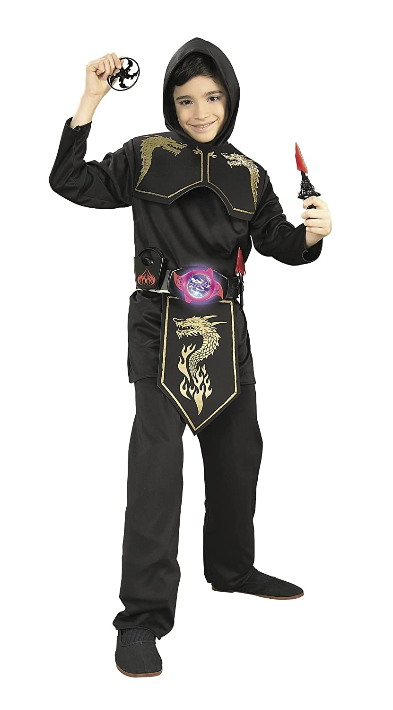 Amazon.com: Rubies Costume Brotherhood of The Dragon Ninja ...