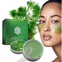 Annli'Co Collageen Eye Mask 30 paar 100% Vegan-Cruelty Free- Under Eye Patches effectief elimineren Oedeem Eye Bag…