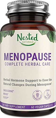 Menopause Complete Herbal Care Supplement