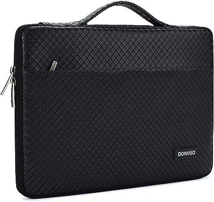 aspect esthétique nouveau design amazon DOMISO 12,5-13 Pouces Imperméable Housse Sac de Protection Ordinateur  Portable Sacoche pour Chromebook/Tablette/13 Pouces MacBook Pro/12.9