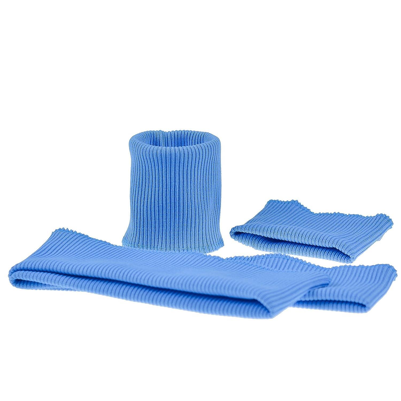 Strickbündchen Set für Ärmel und Taille in verschiedenen Farben