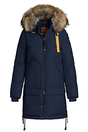 best website 69769 a7db1 Parajumpers Damen Daunenmantel Parka Masterpiece Long Bear - Navy