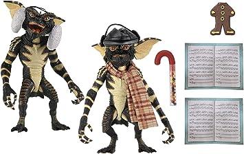 NECA Pack 2 Figuras Christmas Carol Winter Scene 15 cm.Gremlins ...