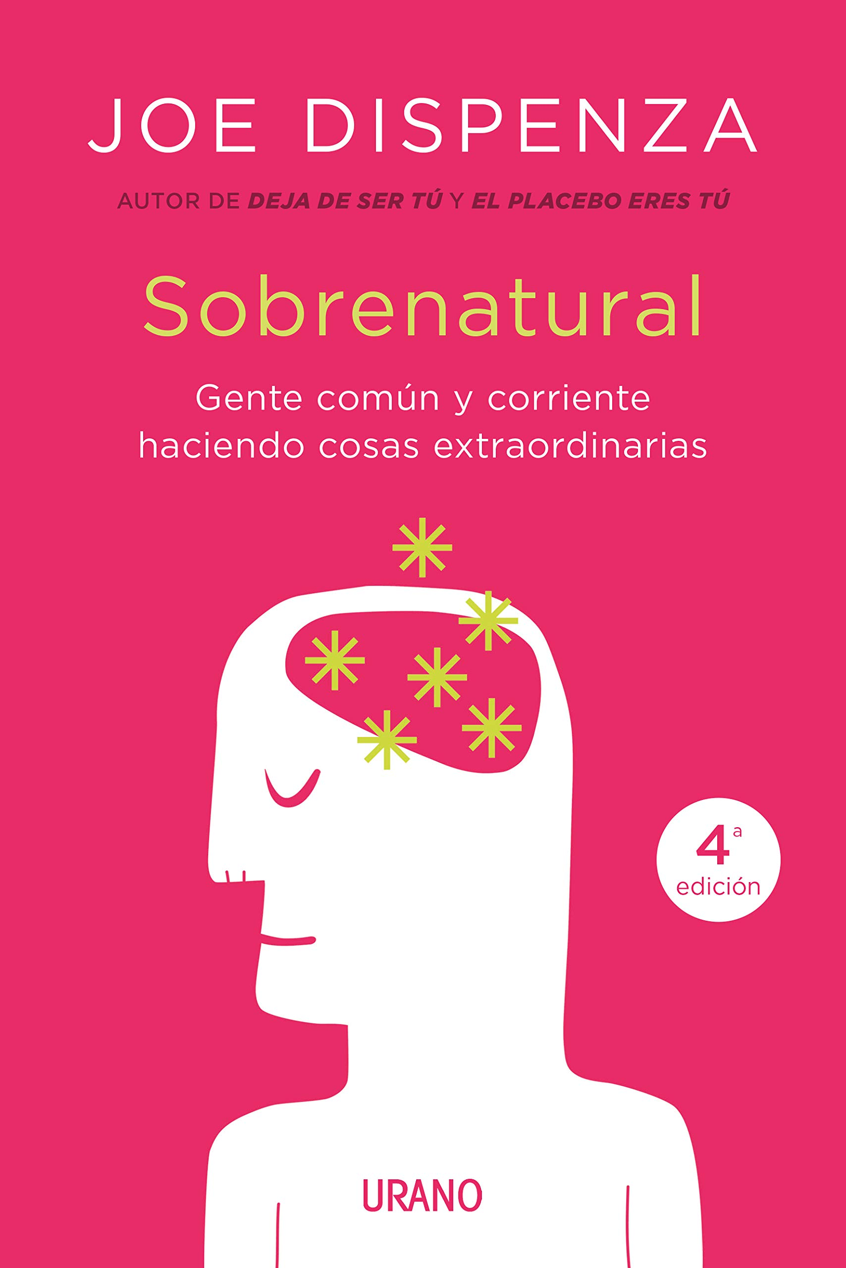 Sobrenatural (Crecimiento personal): Amazon.es: Joe Dispenza, Victoria Simó  Perales: Libros