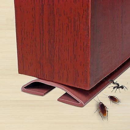 Beau Under Door Draft Blocker Weather Proofing Draft Guard Door Wind Blocker  Energy Efficient Door Bottom Seal