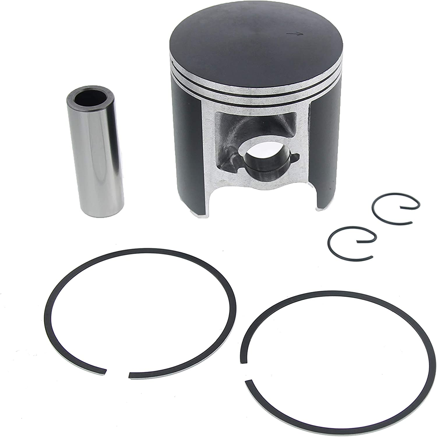 SPI 2 Piston Kits 1987-1993 Yamaha Exciter 570 EX570 Deluxe LE II SX ST Standard Bore 73mm 09-817N