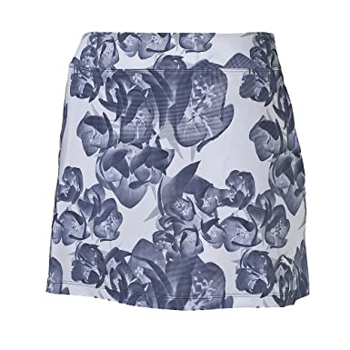 72e1fba47acb Puma Golf- Ladies Bloom Knit Skort: Amazon.co.uk: Sports & Outdoors