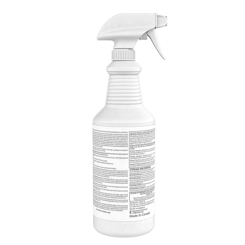 Amazon.com: Diversey CARPE32 Oxivir TB desinfectante listo ...