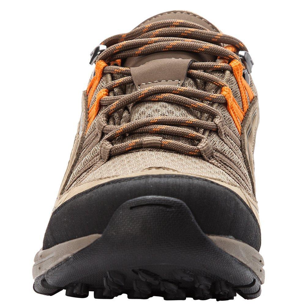 Propét Women's Propet Piccolo Hiking Boot B078YPD7RF 12 2E 2E US|Gunsmoke/Orange