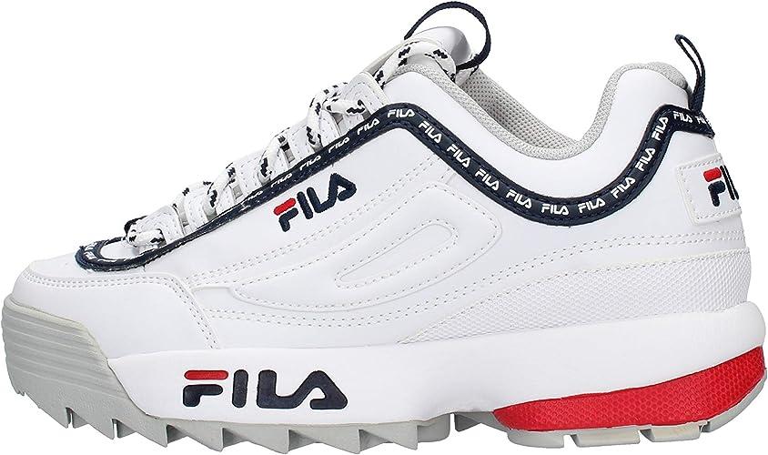 Fila Disruptor Logo Low Wmn 1010748-92N Zapatillas de Deporte para ...