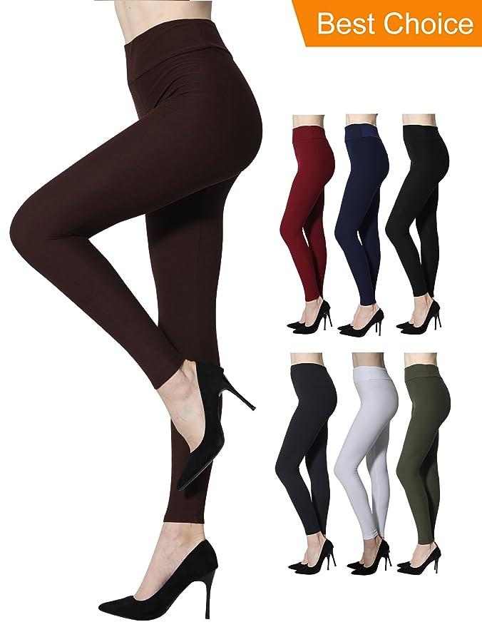 Diravo Leggings for Women High Waist Womens Leggin b63e89d8d42e