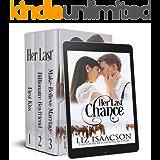 Her Last Chance: Christian Cowboy Romance (Three Inspirational Seasoned Romances Book 1)