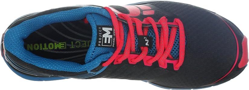 PEARL IZUMI Project E:Motion Road N2 Zapatilla de Running Señora, Gris/Rosa, 37.5: Amazon.es: Zapatos y complementos