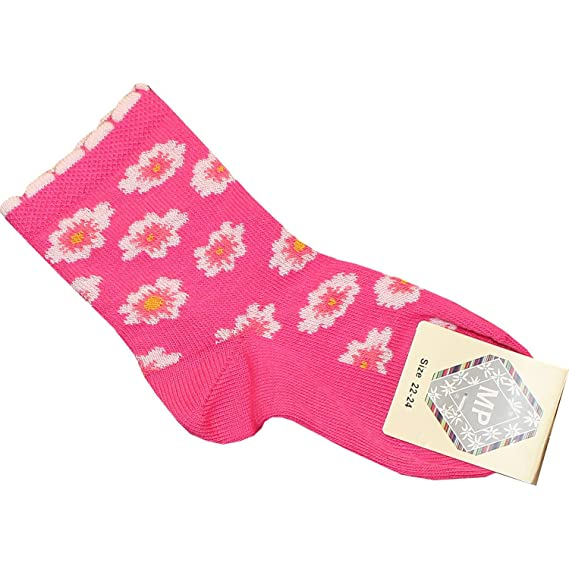 MP - Calcetines - para niña rosa rosa