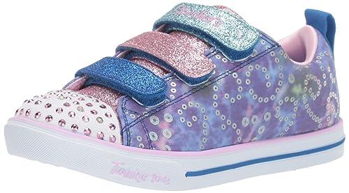 Skechers Zapatillas Para Niña, Color Azul, Marca, Modelo