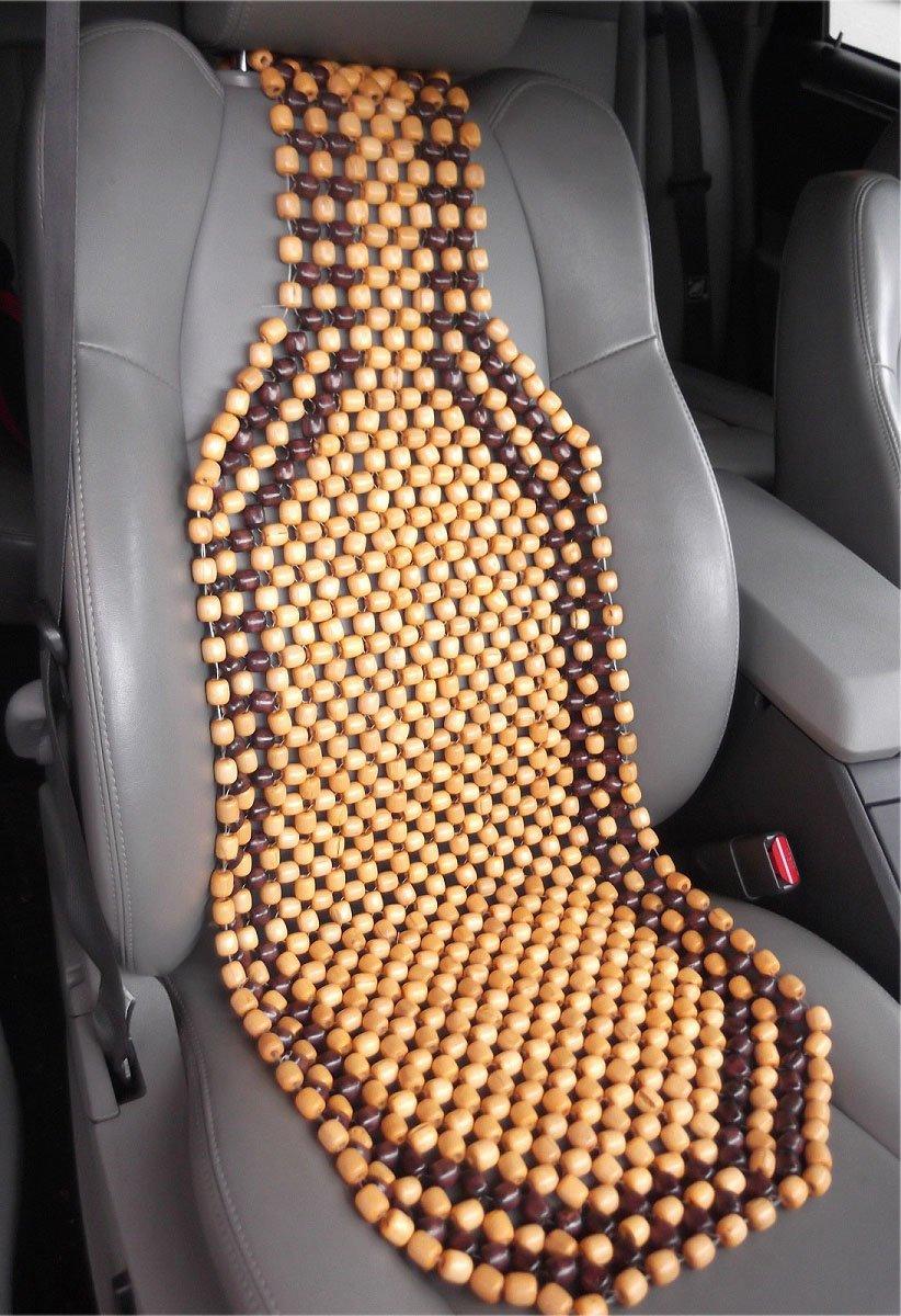 2x HP Holzkugelsitzauflage Holzkugel Sitzauflage Auto Holzkugelaufleger 1 Stk
