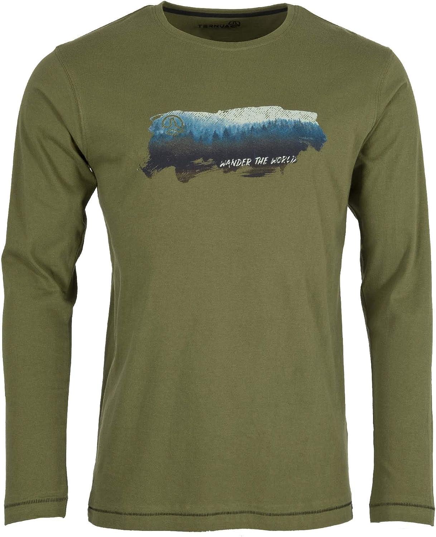Ternua ® Camiseta Loha T-Shirt M Camiseta para Hombre Hombre