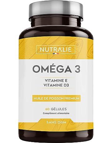 0ae3bc43ac0ff Amazon.fr   Oméga-3 - Acides gras essentiels   Hygiène et Santé