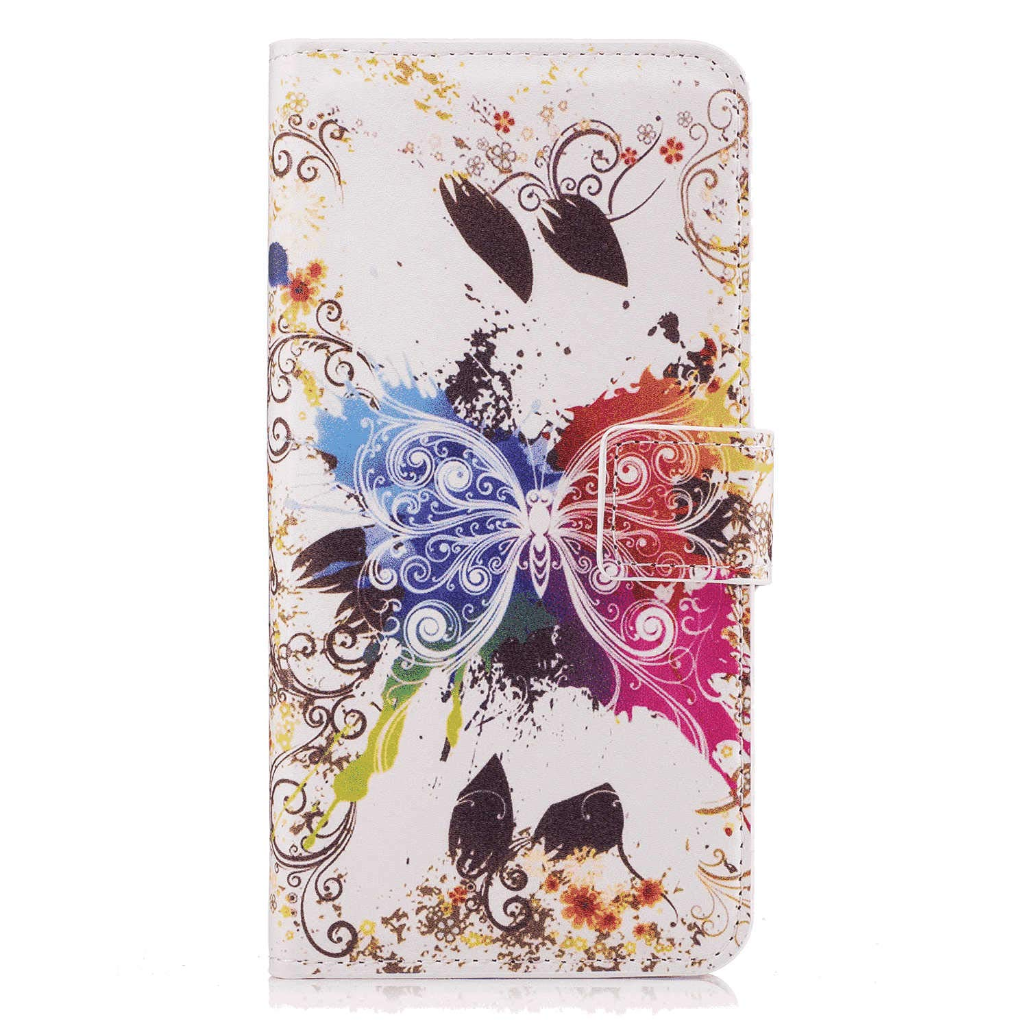 Huawei P10 Plus Flip Case Cover for Huawei P10 Plus Leather Card Holders Extra-Protective Business Kickstand Wallet Cover Flip Cover